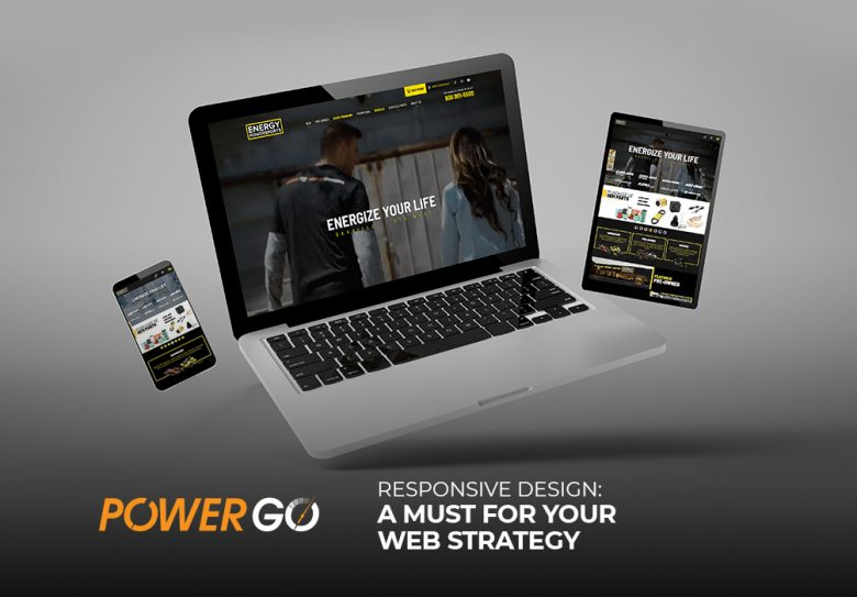 Responsive Design: A Must for Your Web Strategy